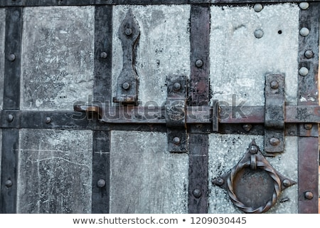 Old latch Stock photo © Beaust