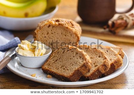 brood · cake · voedsel · chocolade · marmer - stockfoto © saddako2