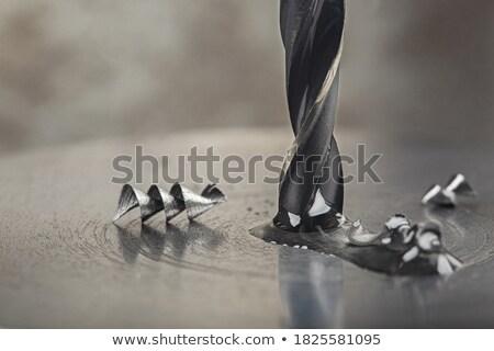 metallic swarf back stock photo © gewoldi
