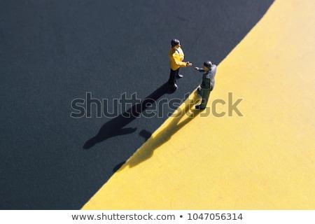 いかがわしい · ビジネス · 画像 · マネージャ · オフィス - ストックフォト © photography33