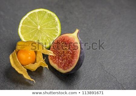 meyve · karanlık · stok · fotoğraf · çiçek · gıda - stok fotoğraf © zerbor