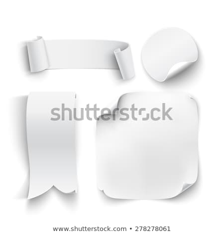 Abstract Background With Circles And Scrolls Vector Illustratio Stockfoto © mcherevan