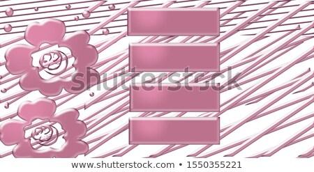 несколько · Кнопки · изолированный · белый · многие · красочный - Сток-фото © ivonnewierink