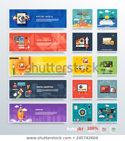 Affiliate Marketing Concept on Digital Background. Stock photo © tashatuvango