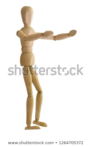 Wooden artists Mannequin Stock photo © lucielang