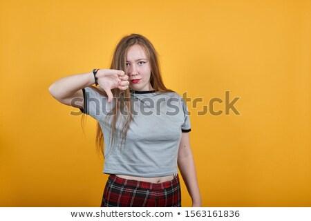 рук радуга люди гей Сток-фото © dolgachov