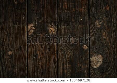 Retro rústico madeira nó carvalho Foto stock © stevanovicigor