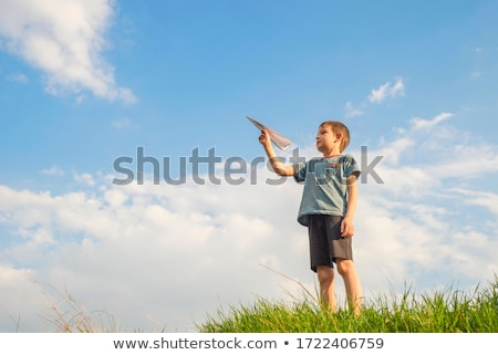 boy with hands Stock photo © Paha_L