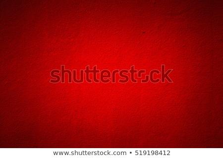 Doku katı kırmızı renk Asya renkler Stok fotoğraf © ziprashantzi
