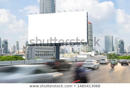 fatura · tahta · şehir · örnek · Cityscape - stok fotoğraf © get4net