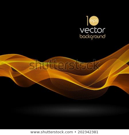 вектора · волны · дизайна · бизнеса - Сток-фото © saicle
