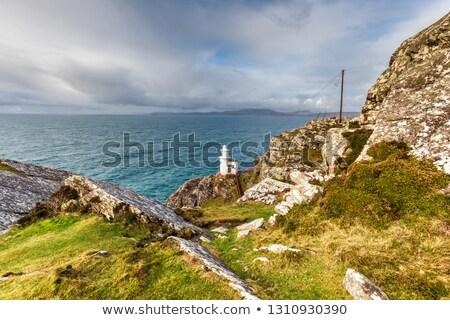 Merdiven kafa yarımada mantar İrlanda Stok fotoğraf © phbcz