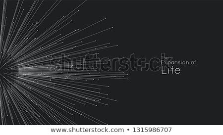 Résumé coloré floue vecteur horizons eps Photo stock © fresh_5265954