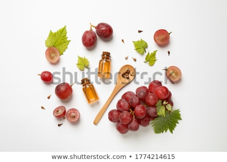 bottle with grape seed oil Stock photo © Lana_M