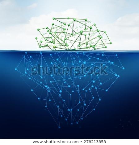 sądowy · nauki · komputera · technologii · tle · bezpieczeństwa - zdjęcia stock © lightsource