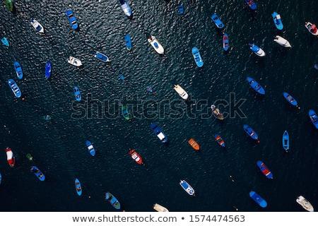 Top · мнение · морем · пирс · многие · лодках - Сток-фото © bezikus