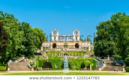 Orangery Palace, Potsdam, Germany Stock photo © borisb17