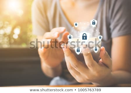 Your Online Privacy And Data Protection Stock photo © AndreyPopov