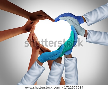 Community And Health Workers Stock photo © Lightsource