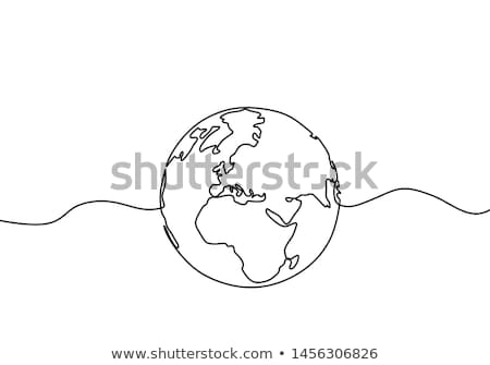 earth 1 stock photo © morrbyte