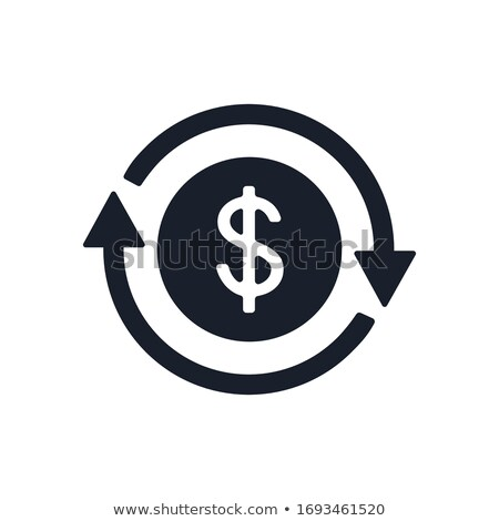 3D · or · dollar · symbole · isolé · blanche - photo stock © marinini