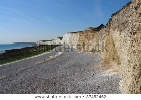 Tête panoramique paysage Angleterre été temps Photo stock © prill