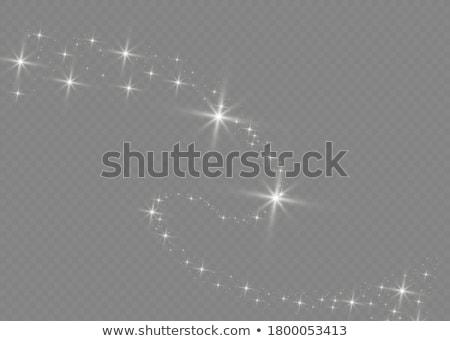 Flash lights on white background Stock photo © ozaiachin