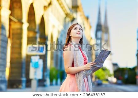gothique · bâtiment · tour · Vienne · ville · salle - photo stock © andreykr
