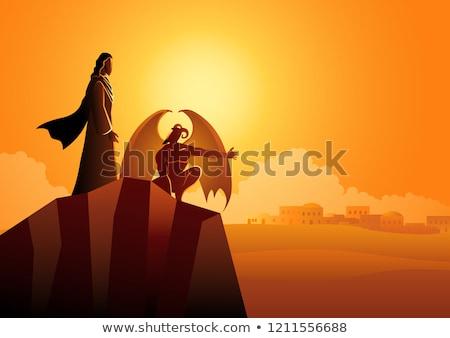 Kísértés függőleges kép szenvedélyes pár élvezi Stock fotó © pressmaster