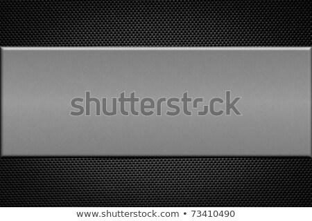 high contrast gunmetal Stock photo © ArenaCreative
