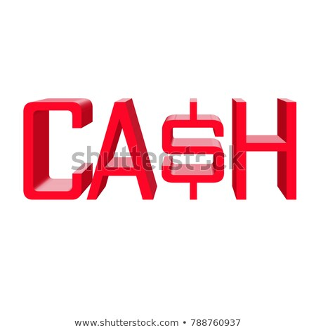 főcím · dollár · szimbólum · pénzügy · megoldás · probléma - stock fotó © devon