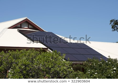 Australian Solar Power Stock photo © jeayesy