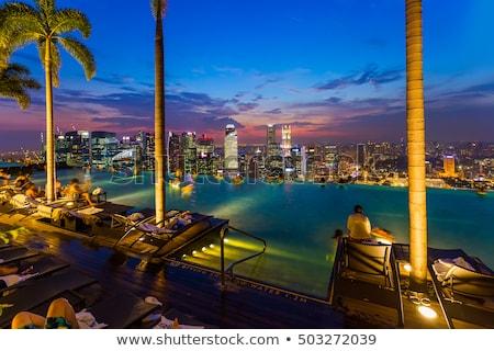 Singapore luxury Stock photo © joyr