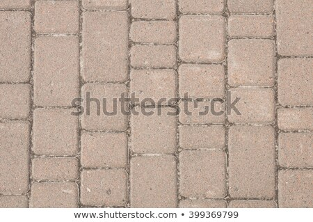 Photo stock: Sable · couleur · trottoir · texture