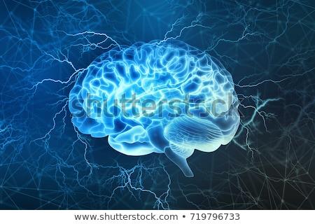 Brainstorming idea creativo cervello fulmini potere Foto d'archivio © cifotart