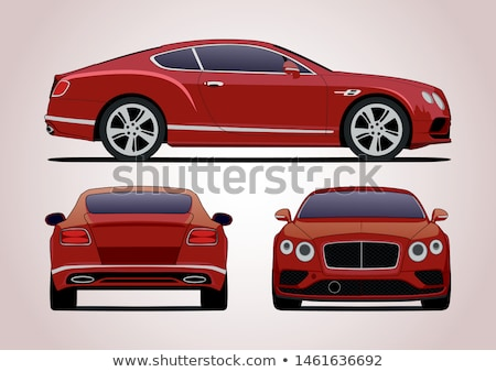Bentley Continental GT Coupe  Stock photo © bezikus