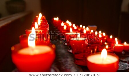 votive candles stock photo © tepic