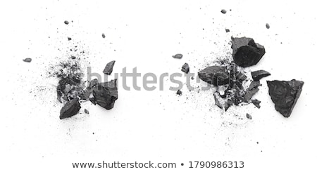 Broken to pieces. Stock photo © Fisher