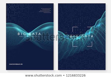 большой данные набор базы Инфографика Сток-фото © Anna_leni
