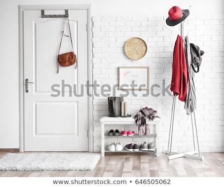 salon · iç · mobilya · koridor · içinde · ev - stok fotoğraf © biv