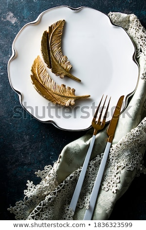 エレガントな ディナー 人 女性 パーティ 幸せ ストックフォト © Walmor_