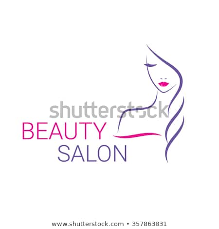 Makeup and Barber Hair Styling Posters Vector Stock photo © robuart