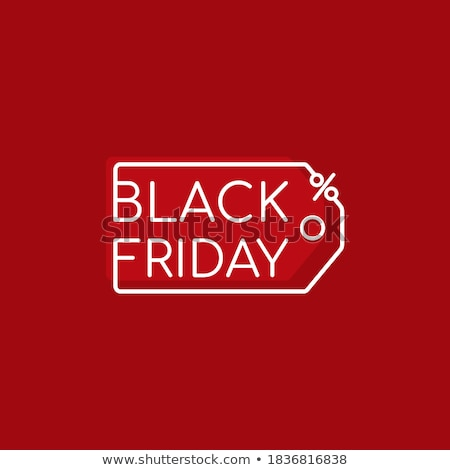New Offer on Black Friday, Shops Sellout Discounts Stock photo © robuart