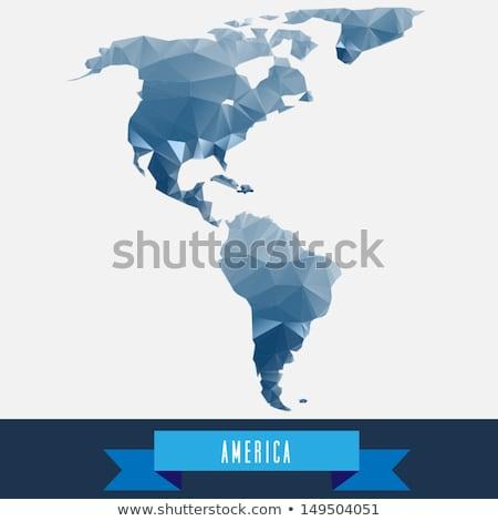 México · moderno · vetor · linha · viajar · ilustração - foto stock © conceptcafe