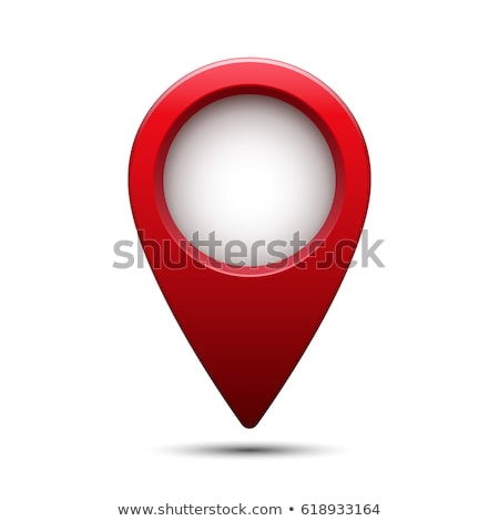 Color Map Pointer Gps Location Modern Symbol Vector Stock photo © pikepicture