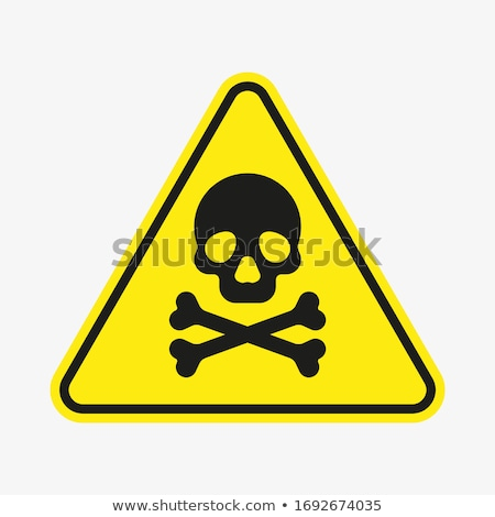 Poison Symbol Icon Stock photo © patrimonio