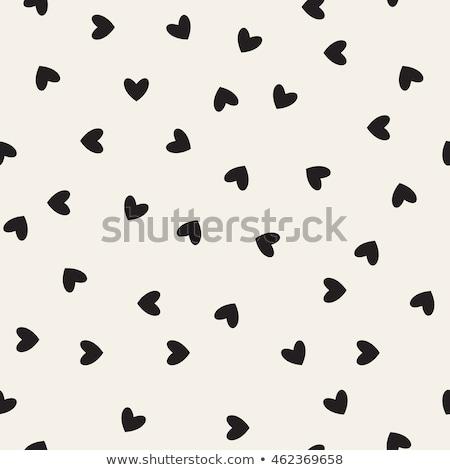 corazones · sin · costura · amor - foto stock © visualdestination
