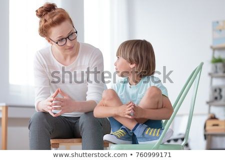 parents and children stock photo © pressmaster