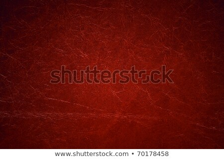 Red imitation leather background texture Stock photo © REDPIXEL