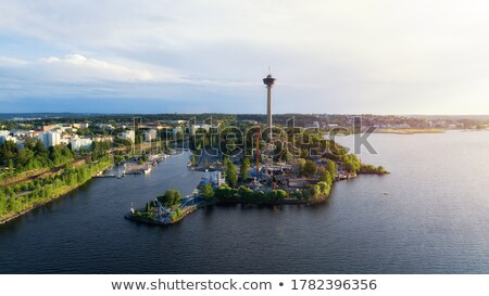 Observation tower Stock photo © jakatics